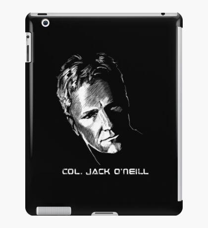 Jack O'Neil Stargate iPad Case/Skin