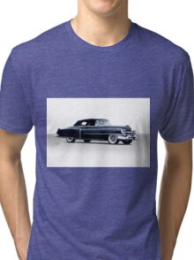 1953 Cadillac El Dorado Convertible Tri-blend T-Shirt