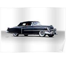 1953 Cadillac El Dorado Convertible Poster