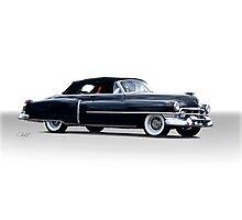 1953 Cadillac El Dorado Convertible Photographic Print