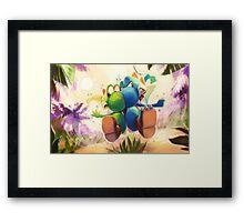 Beat Boshi! Framed Print