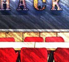 HACK Sticker