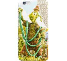 Goofy Waters The Garden iPhone Case/Skin