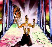 azrael: rebirth by Kratos84