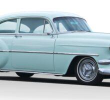 1954 Chevrolet 'Mild Custom' Coupe Sticker