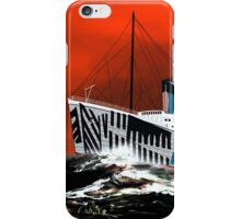 RMS Titanic's Senior Sister RMS Olympic iPhone Case/Skin