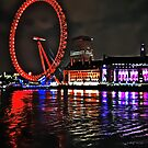 Eye on the Thames by Polly x