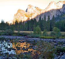 Yosemite Reflection by Leona Bessey