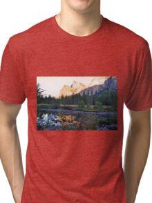 Yosemite Reflection Tri-blend T-Shirt