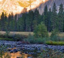 Yosemite Reflection Sticker