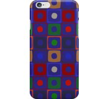 Intersection #1 iPhone Case/Skin