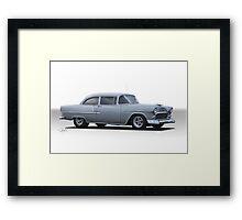 1955 Chevrolet  210 'Post Coupe' Framed Print