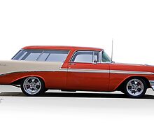 1956 Chevrolet 'Nomad' Wagon by DaveKoontz