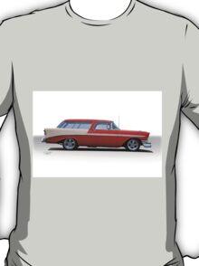 1956 Chevrolet 'Nomad' Wagon T-Shirt
