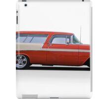 1956 Chevrolet 'Nomad' Wagon iPad Case/Skin