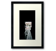 Open To All Ages Framed Print