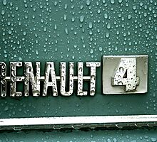 Renault 4 by DaveMont