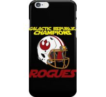 Rogue Champions iPhone Case/Skin