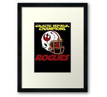 Rogue Champions Framed Print