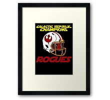 Rogue Champions Framed Print