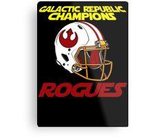 Rogue Champions Metal Print