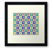 Intersection #2 Framed Print