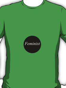 Minimal Feminist T-Shirt