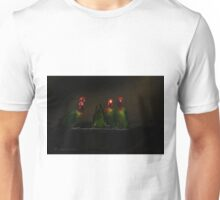 .... four of a kind ... ( Enlarge please )  Unisex T-Shirt