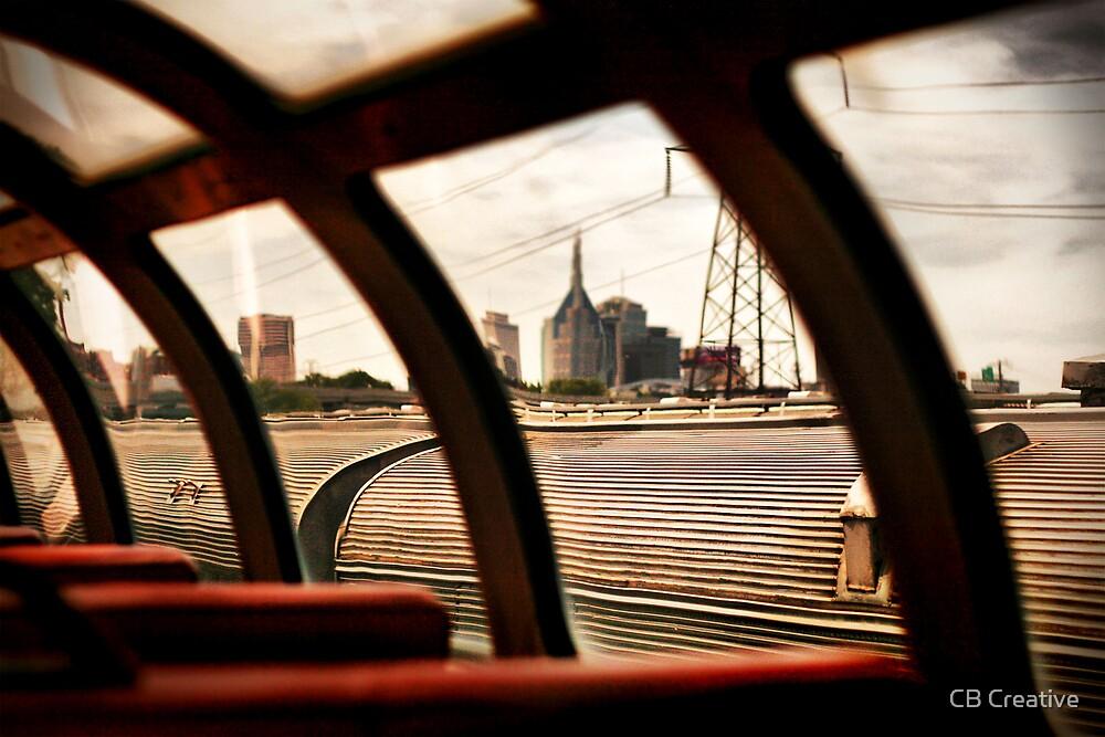 Train'd Eye View of Nashville by CB Creative