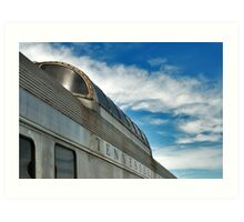 Tennessee Central Art Print