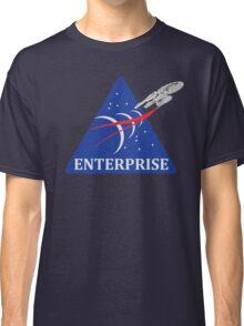 Star Trek NASA Patch Classic T-Shirt