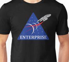 Star Trek NASA Patch Unisex T-Shirt
