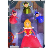 The Sleeping Princess iPad Case/Skin