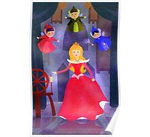 The Sleeping Princess Poster