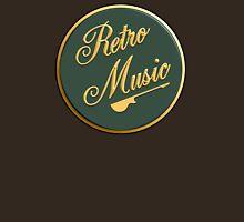 Retro Music  Sign Unisex T-Shirt