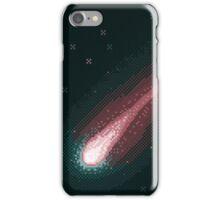 Comet ISON (8bit) iPhone Case/Skin