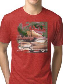 classic cruising Tri-blend T-Shirt