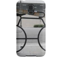 Bicycle Stand Samsung Galaxy Case/Skin