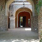 Grand entrances to Zen by jemmanyagah