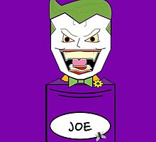 Joker Pocket Tee by zoturner