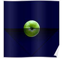 AppleBlue Poster