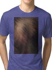 Embossed Shadows Tri-blend T-Shirt