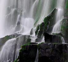 Cascade by Rosy Kueng