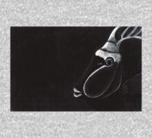 "Naso lituratus  ""Pacific orange-spine unicorn"" One Piece - Short Sleeve"