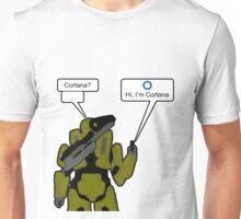"""Chief, I need you""  Unisex T-Shirt"