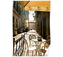 Good Mornin Firenze!  Poster
