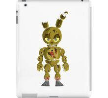 Chibi Springtrap iPad Case/Skin