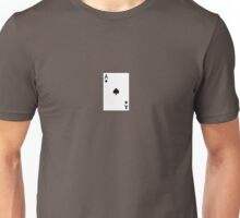Spades: Ace Unisex T-Shirt