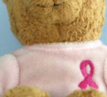 Survivor Bear Hugs Sticker