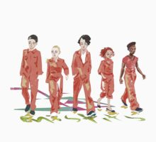 #4 misfits Kids Clothes